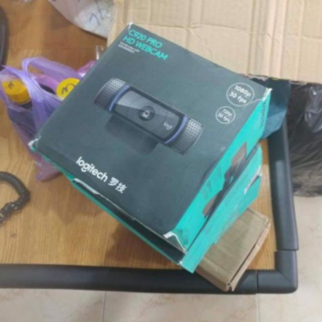 Webcam Logitech C920 / C920 Pro Giá chỉ 1.499.000₫