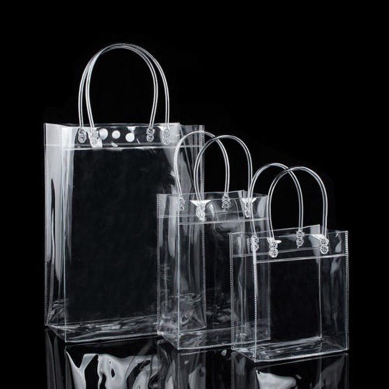 Túi nhựa trong suốt thân thiện với môi trường