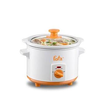Nồi nấu chậm 2,5 lít Fatz baby FB9025MH