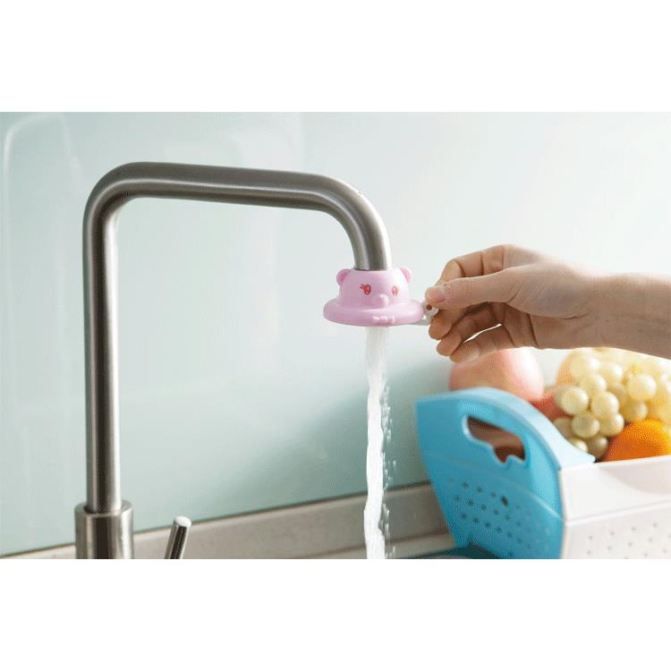 vòi nước hình hoạt hình