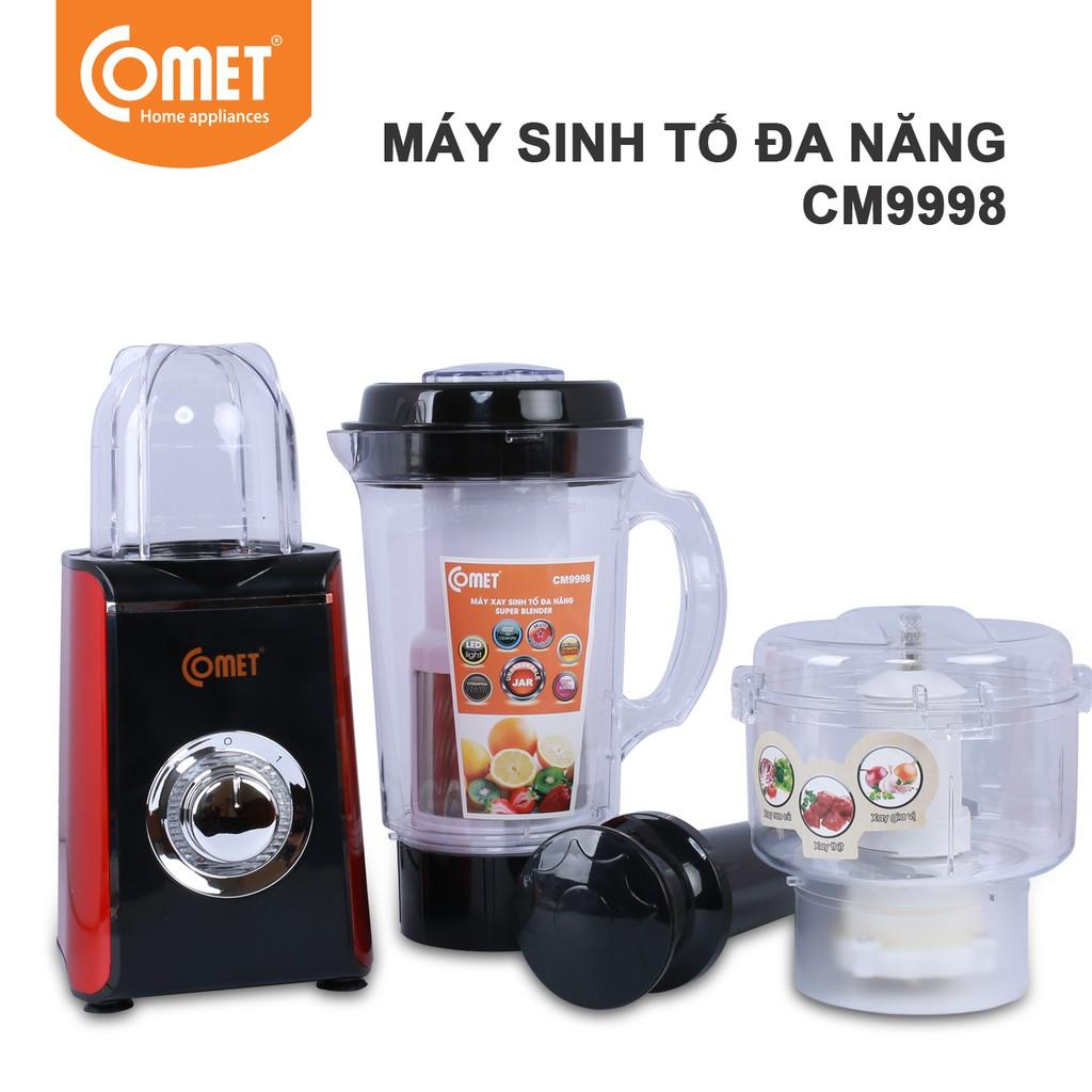 Máy xay sinh tố đa năng 1L COMET - CM9998