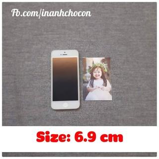 In 10 ảnh 6.9 Ultra HD - Công nghệ in ProLab - giấy lụa cao cấp
