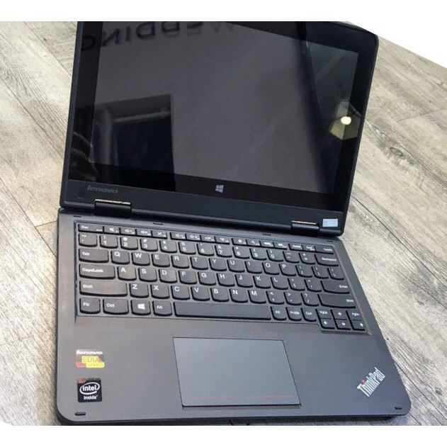 Laptop 2 trong 1 ThinkPad Yoga 11E Màn Cảm Ứng 512GB Ram 8GB Likenew | SaleOff247