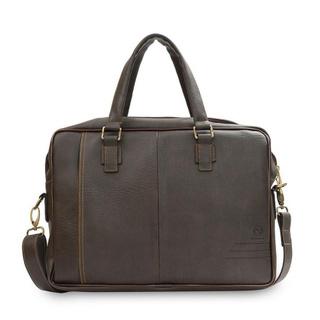 [ẢNH THẬT] Túi xách công sở - Túi xách laptop - Chống sốc cao cấp HANAMA Dala 2x - Cặp da - cặp laptop thumbnail