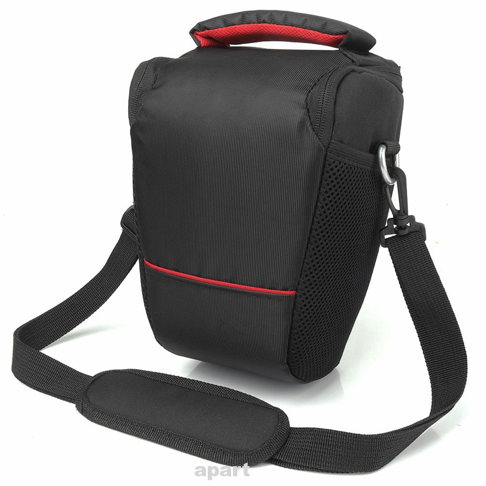 Crossbody Large Capacity Outdoor Practical Professional Shockproof Single Shoulder Protective Camera Bag