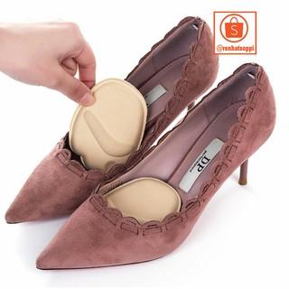 Miếng lót mũi giày cao gót, giày tăng chiều cao nam, giày hài, sục, giảm đau chân thumbnail