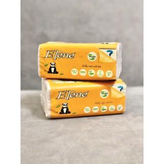 Combo 2 gói khăn giấy rút gấu trúc Elene 100 tờ 3 lớp (Hàng công ty Thuận Phát) thumbnail