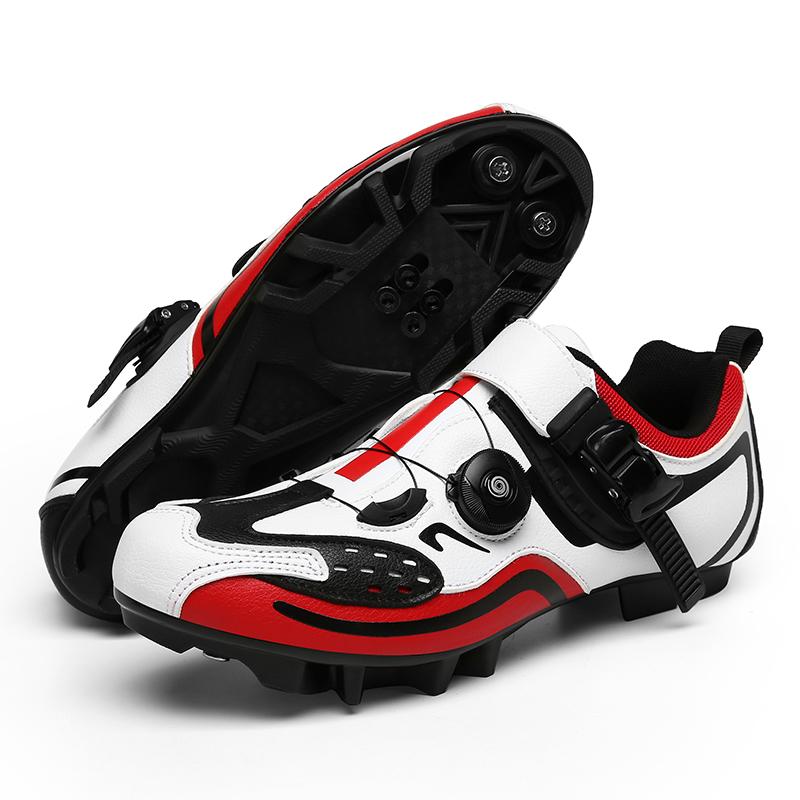 COD Giày đạp xe chuyên nghiệp chống trượt Triathlon chất lượng cao giày xe đạp thể thao giày xe đạp mtb giày đạp xe namgiày đạp xe chống trượt