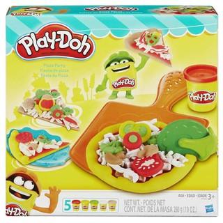Đồ chơi Hasbro Bột Nặn Bánh Pizza Playdoh B1856