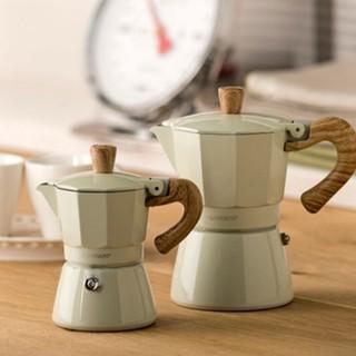 Ấm Pha Coffee Kiểu Ý Tiện Lợi Ấm, – Bình pha Cà Phê Moka Espresso Tại Nhà