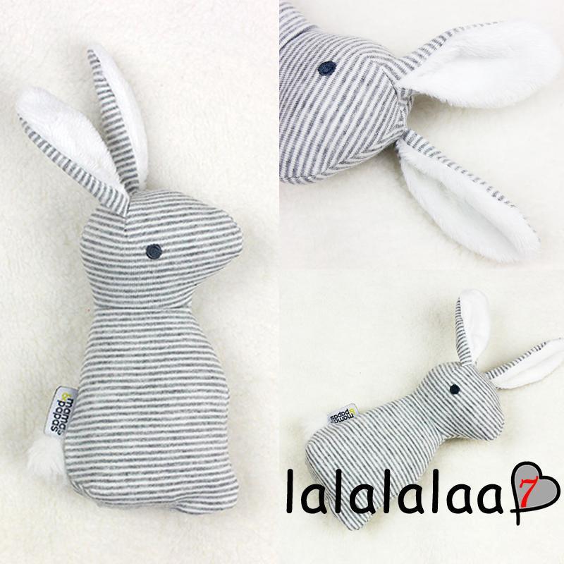 LAV-Baby Toddler Infant Kids Soft Animal Toy Rattle Bed Development Handhold