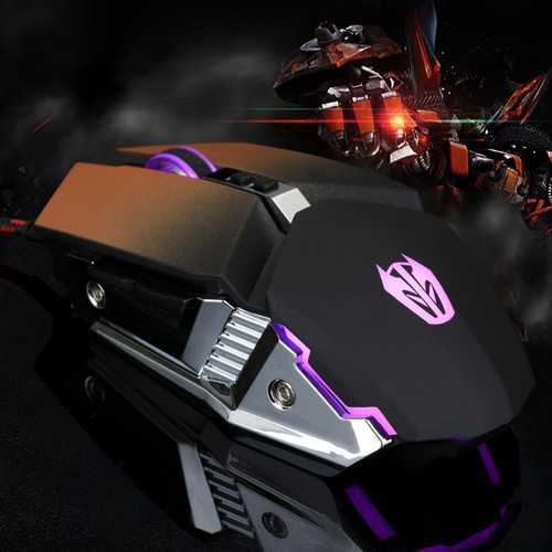 Chuột chuyên game 6D - LED 7 màu EWDEAN T06