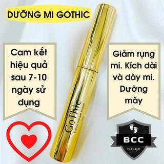 [Cam kết hiệu quả] Serum dưỡng Mi & Mày GOTHIC giúp kích mọc mi Dài Dày sau 7-10 ngày sử dụng thumbnail