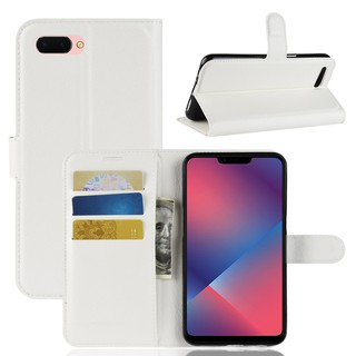 🎖OPPO A71 Leather Wallet Flip Case With Card Slot