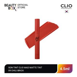 Son Tint Clio Mad Matte Tint 4.5ml-4