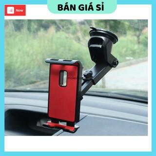 Kẹp điện thoại thông minh  GIÁ VỐN] Khung kẹp điện thoại đế hít chân không BASEUS 8847
