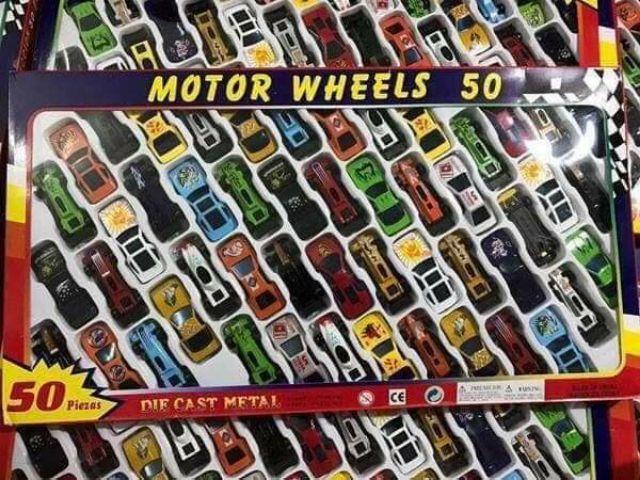Set 50 ô tô hàng đẹp loại 1