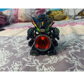 Robot bắn bi lắp ráp Takara Super B-Daman Konig Cerberus Sói ba đầu + Giáp OS