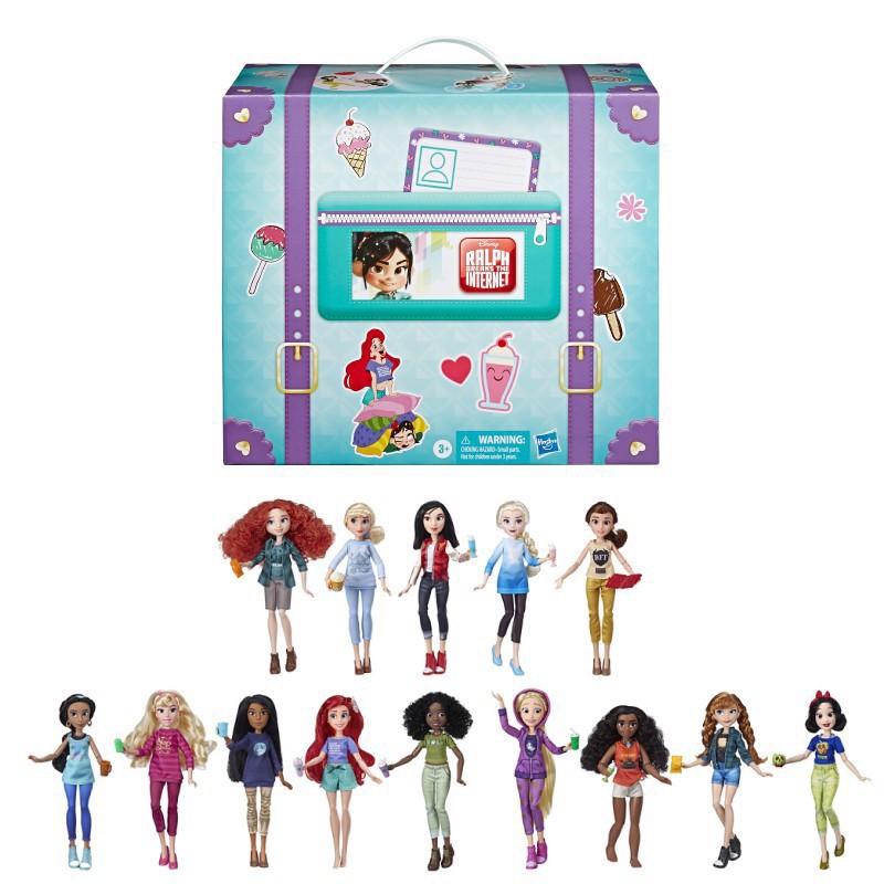 Bộ đồ chơi 14 công chúa Disney Princess, E7508