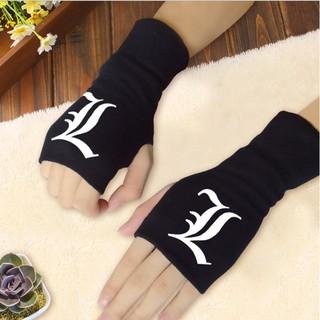 Găng tay vải sỏ ngón L – DeathNote – Găng tay Anime