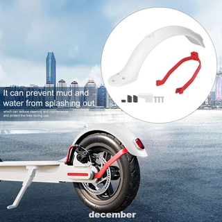 Rear Mudguard Bracket Repair Dustproof Protective Cycling Anti Splash Electric Scooter For Xiaomi M365