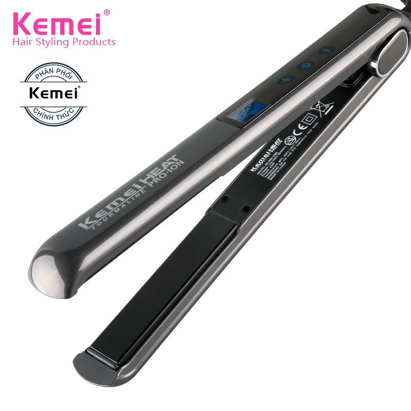 Máy duỗi tóc cảm ứng cao cấp Kemei KM-1089 - 3268289 , 1172578077 , 322_1172578077 , 600000 , May-duoi-toc-cam-ung-cao-cap-Kemei-KM-1089-322_1172578077 , shopee.vn , Máy duỗi tóc cảm ứng cao cấp Kemei KM-1089