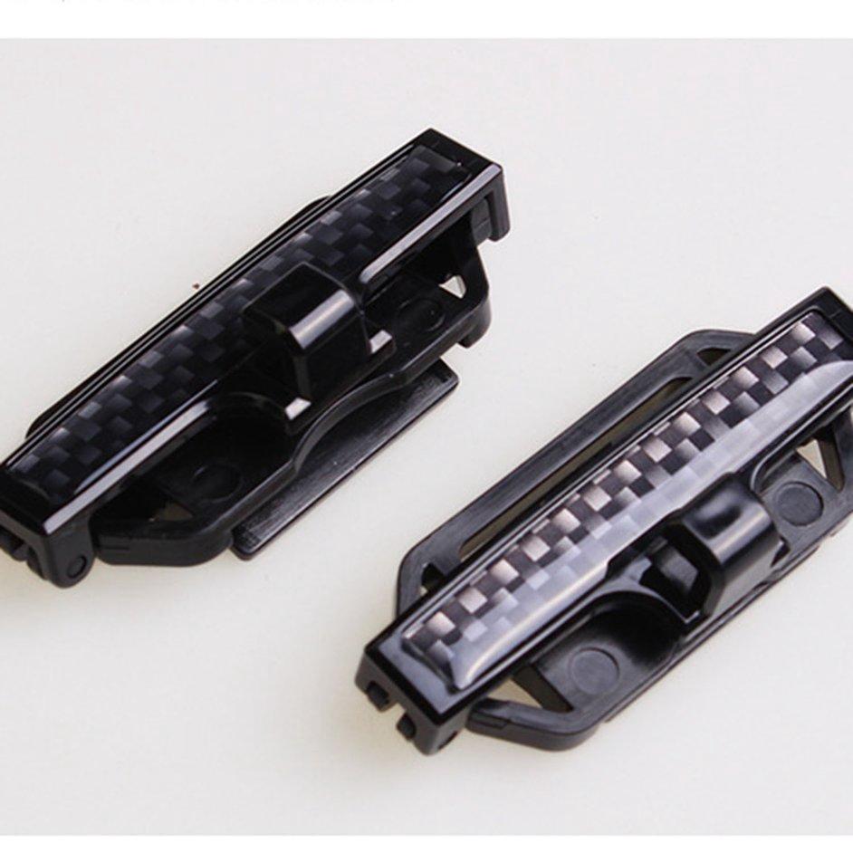 S+Car Accessories Seat Belt Fixing Clip Car Seat Belt Clip Seat Safety Belt Clip