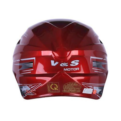 [GIÁ HỦY DIỆT] Mũ bảo hiểm nửa đầu VS-07 được chọn màu