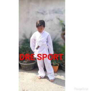 Bộ Đồ Tập Võ Karate Cho Bé Mới Bắt Đầu