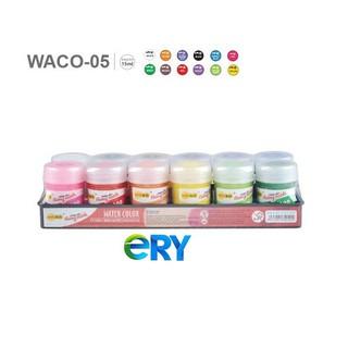 ❌BÁN SỈ❌ Vỉ 12 Màu Nước Colokit Waco-05