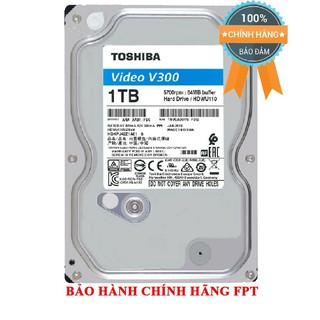 Ổ Cứng TOSHIBA 1TB chính hãng BH FPT chuyên Camera, máy tính thumbnail
