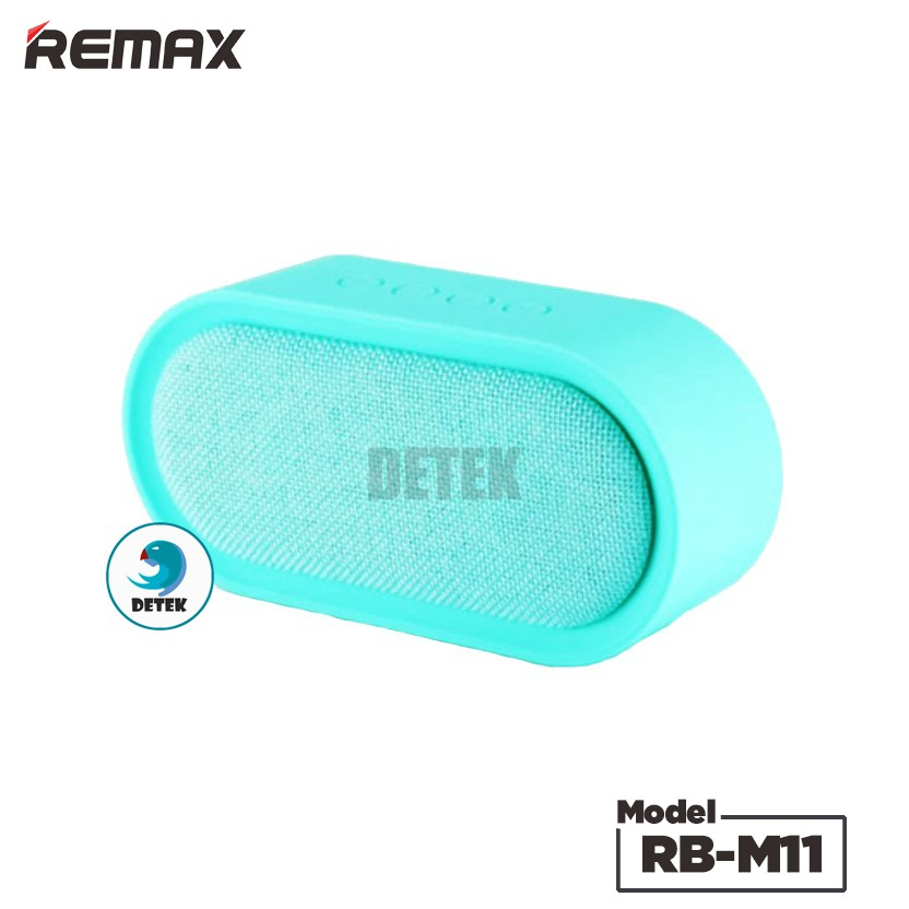 Loa vải thời trang Bluetooth Remax RB - M11 - 3080264 , 828819011 , 322_828819011 , 389000 , Loa-vai-thoi-trang-Bluetooth-Remax-RB-M11-322_828819011 , shopee.vn , Loa vải thời trang Bluetooth Remax RB - M11
