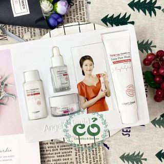 Set mini dưỡng trắng da 7 ngày Angel s Liquid Whitening Program Glutathione thumbnail