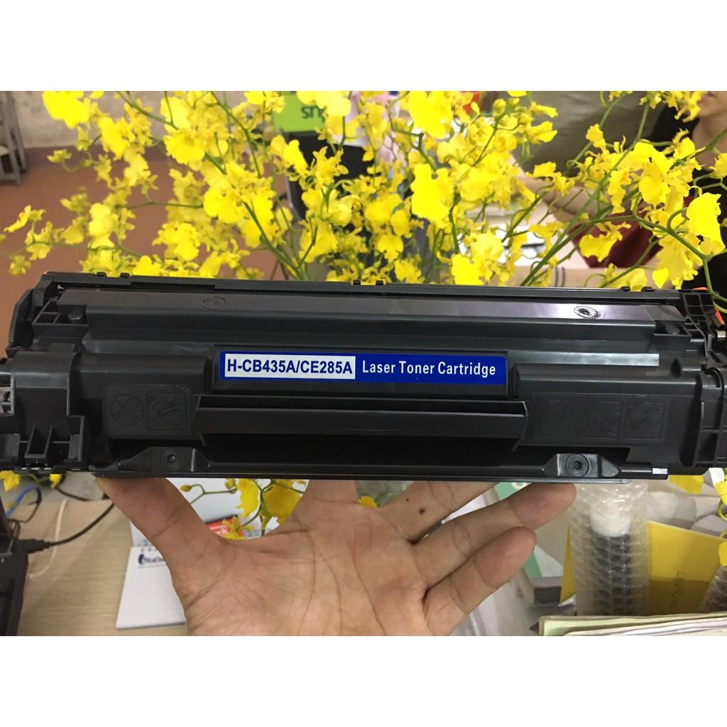Hộp mực 35a/85a dùng cho máy in 6030,6030w, 6000, MF3010 -P1102,1102w, M1132, M1212nf | có lỗ đổ và xả ngoài