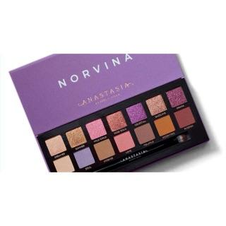 Bảng màu mắt hot hot hot Anastasia Beverly Hills Norvina thumbnail
