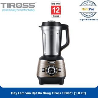 Máy Làm Sữa Hạt Đa Năng Tiross TS9821 (1.8 Lít) - Hàng Chính Hãng