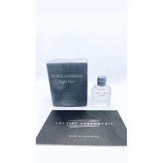 [Mini size 4.5ml] Nước Hoa Nam Chính Hãng Dolce & Gabbana Light Blue Pour Homme thumbnail