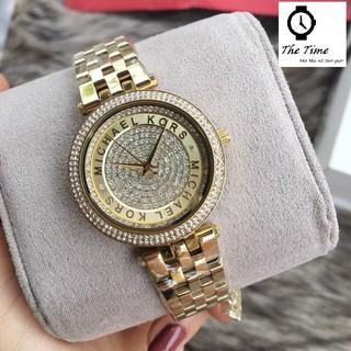 Đồng hồ MK nữ Authentic - Đồng hồ Michael Kors nữ Authentic MK3445 các màu thumbnail