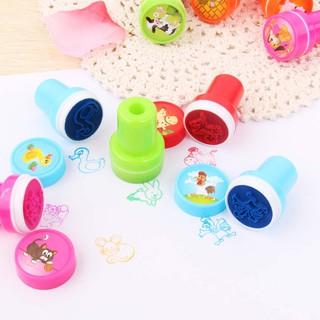 Bộ 10 con dấu Sticker đồ chơi trẻ em