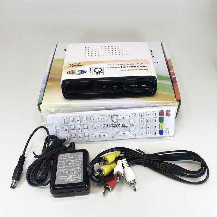 Đầu thu kỹ thuật số DVB T2 LTP STB-1306 chính hãng