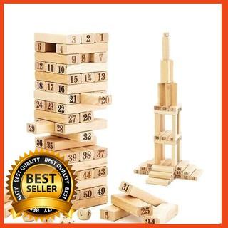 [Giá Rẻ Nhất] Trò chơi rút gỗ 54 thanh size nhỏ cho mọi lứa tuổi