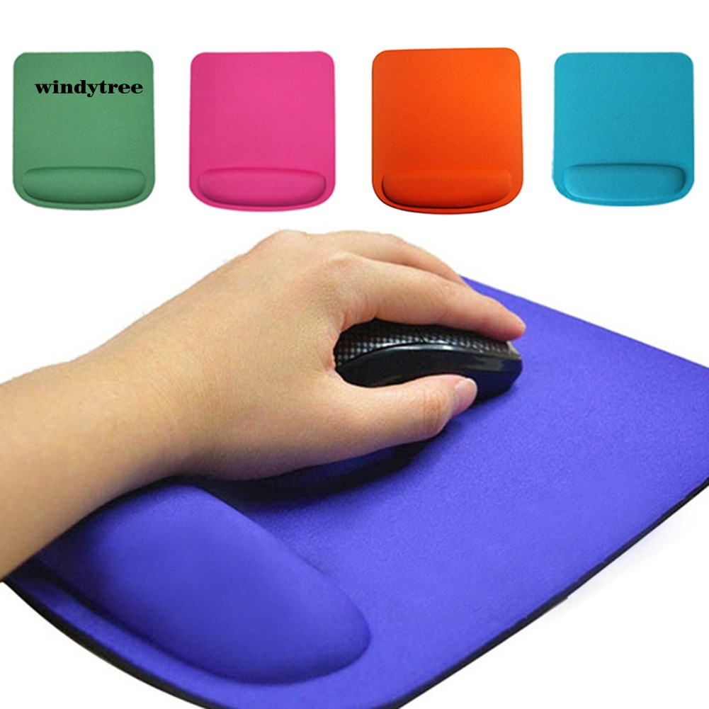 Miếng lót chuột chống trượt hỗ trợ cổ tay cho máy tính , laptop