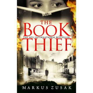 Sách - Anh: The Book Thief