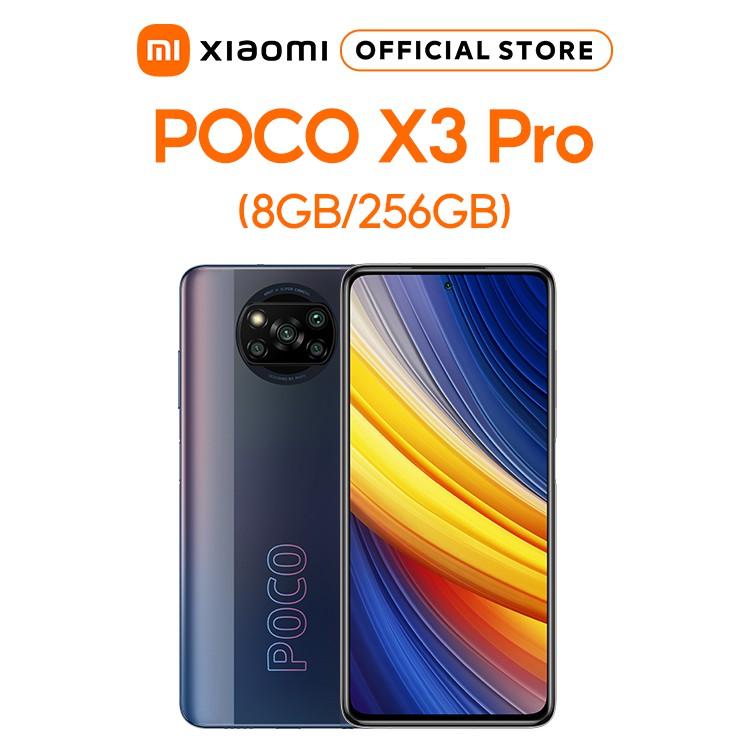 Điện thoại Xiaomi POCO X3 Pro (8GB+256GB)   Hàng chính hãng   Bảo hành 18T