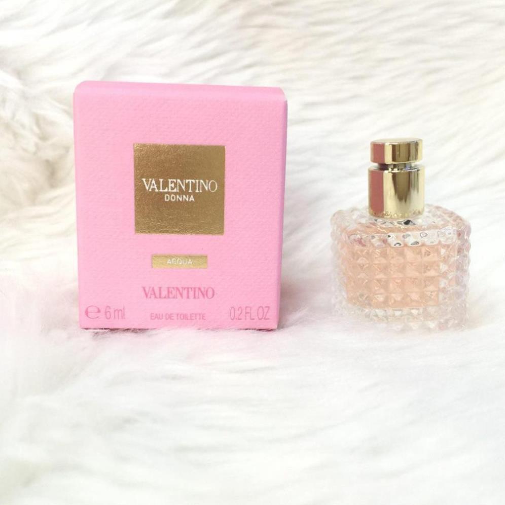 Nước hoa valentino 10ml, nước hoa nữ hương ngọt ngào thuần khiết mã MP22
