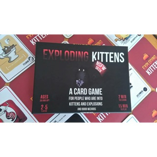 Exploding Kittens – MÈO NỔ PHIÊN BẢN 18 – Broadgame
