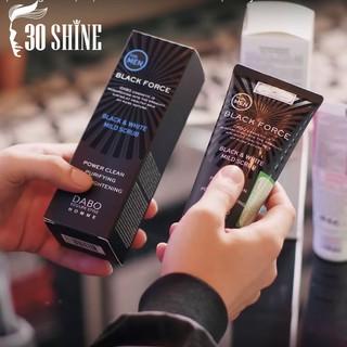 Hàng chính hãng - Sữa rửa mặt dành cho nam Dabo Black Force Black 120ml thumbnail