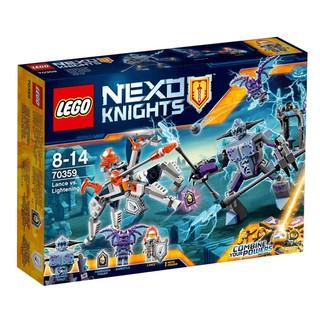 Lego 70359 – Lance đối đầu sấm sét (257 pcs)