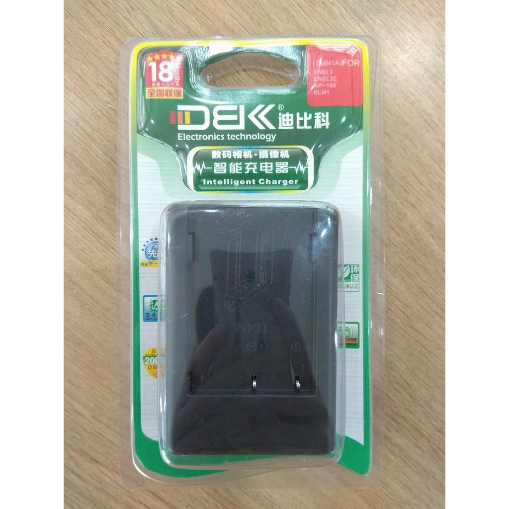 Sạc DBK dùng cho pin máy ảnh Nikon EN-EL3e