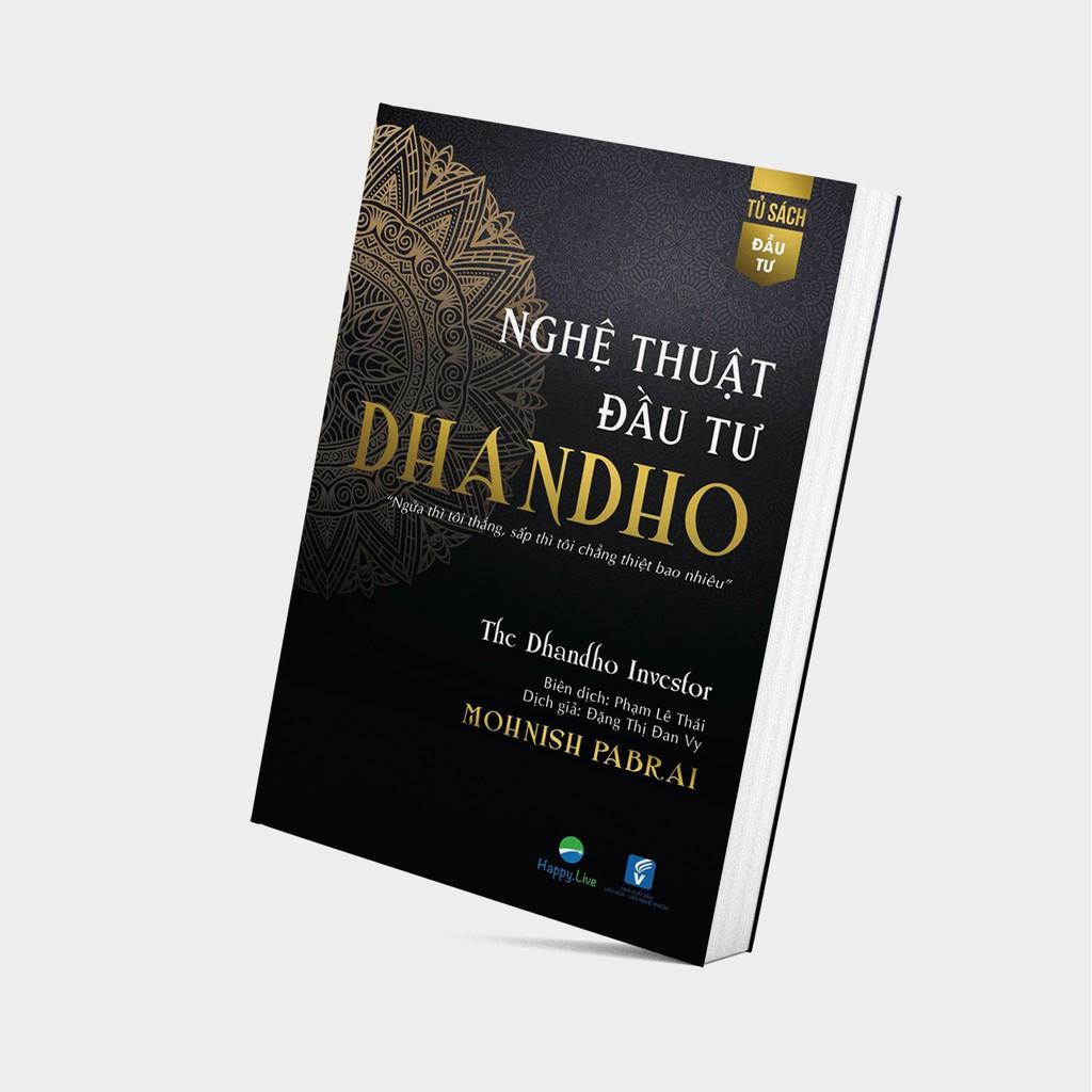 Sách - Nghệ thuật đầu tư Dhandho - The Dhandho Inv